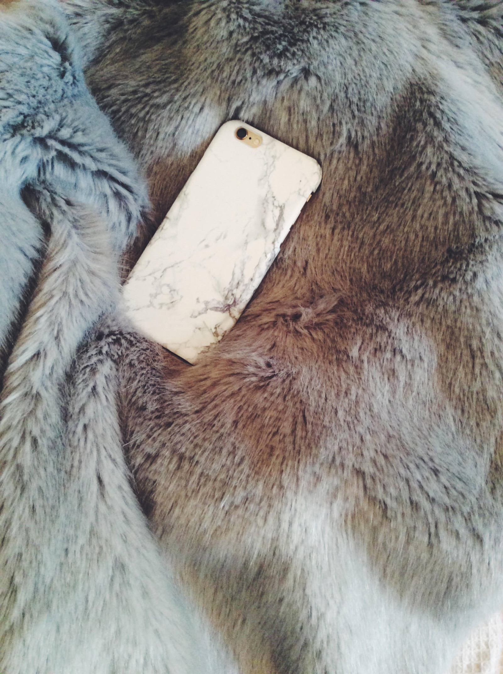 Marble phone case by Coconut Lane.