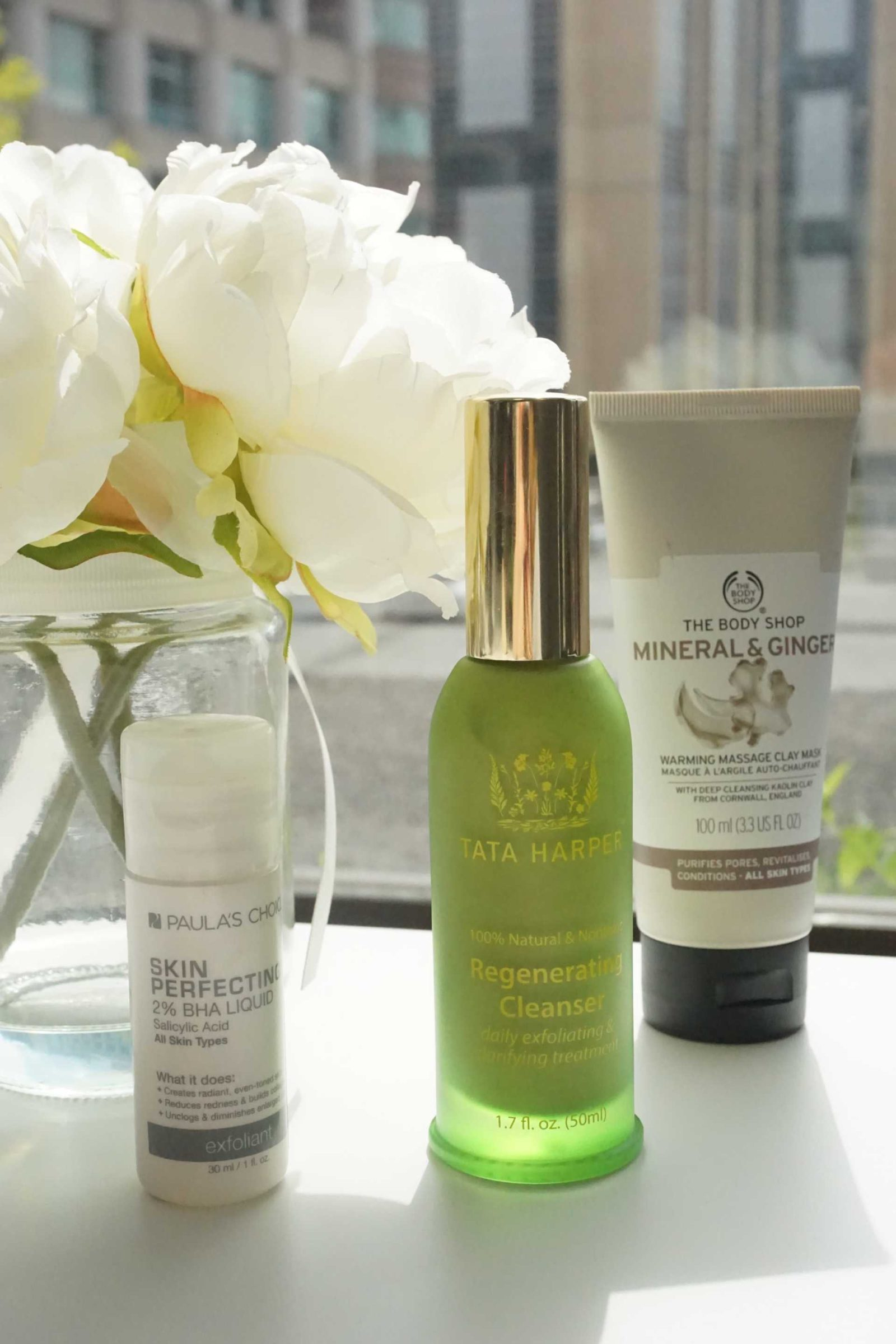 Skin care products 2 - Style and the Sass