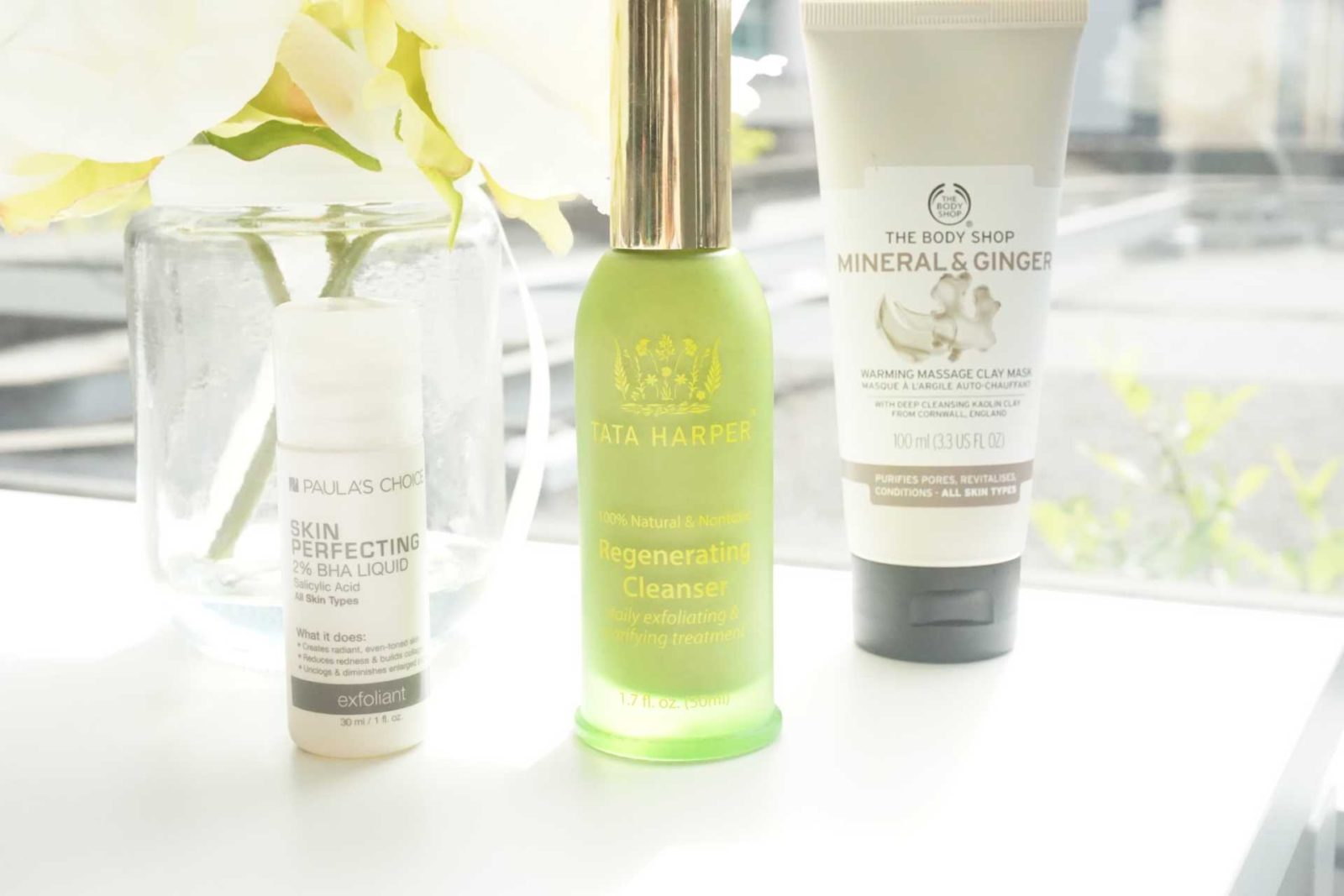 Skin Care Faves - Style and the Sass