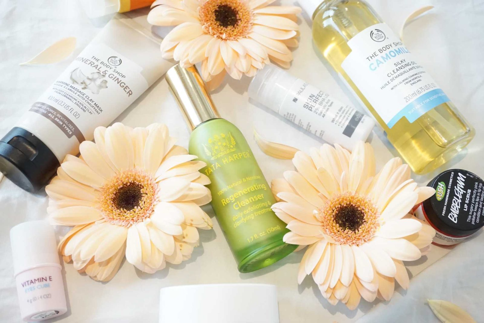 Skin care products - Style and the Sass