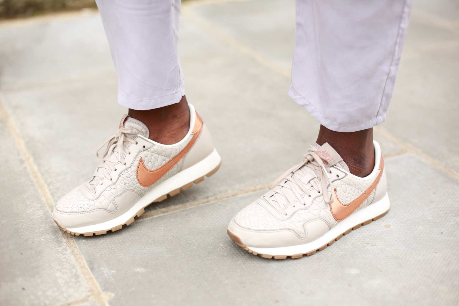 Nike Pegasus Rose Gold - 6 Steps to follow your dreams - Style and the Sass