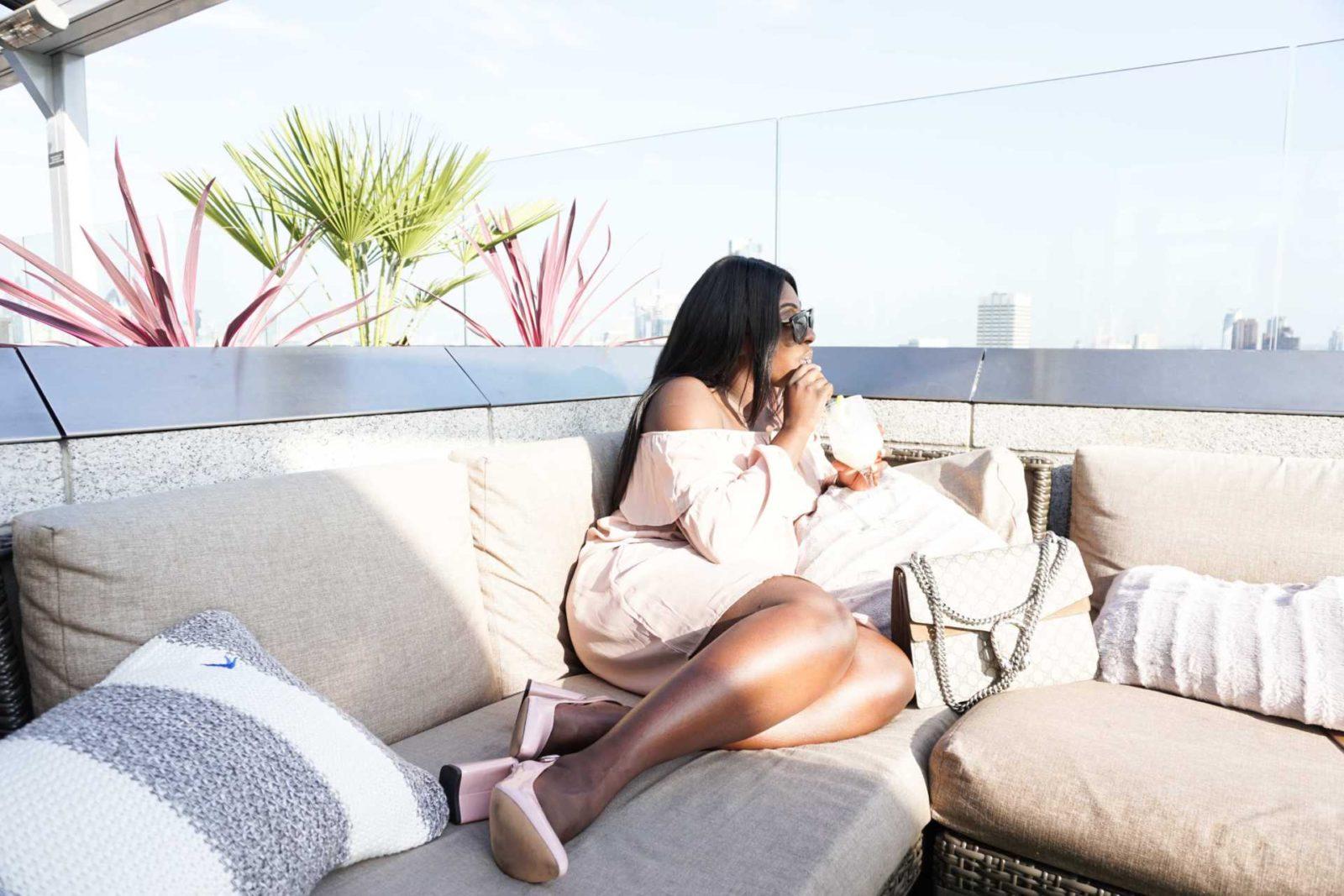 Side Hustle - Radio Rooftop - Tasha - Style and the Sass