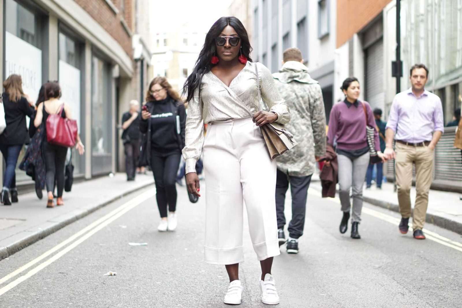 Fashion Week SS17 - 4 - Tasha Antwi - Street Style - Style and the Sass