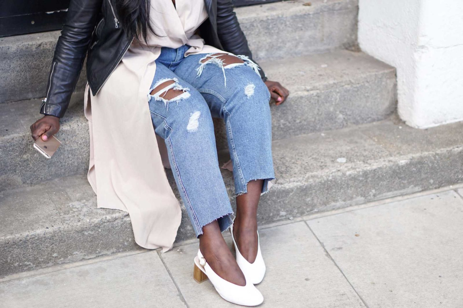 The Ripped Mom Jeans 3 - Style and thebSass