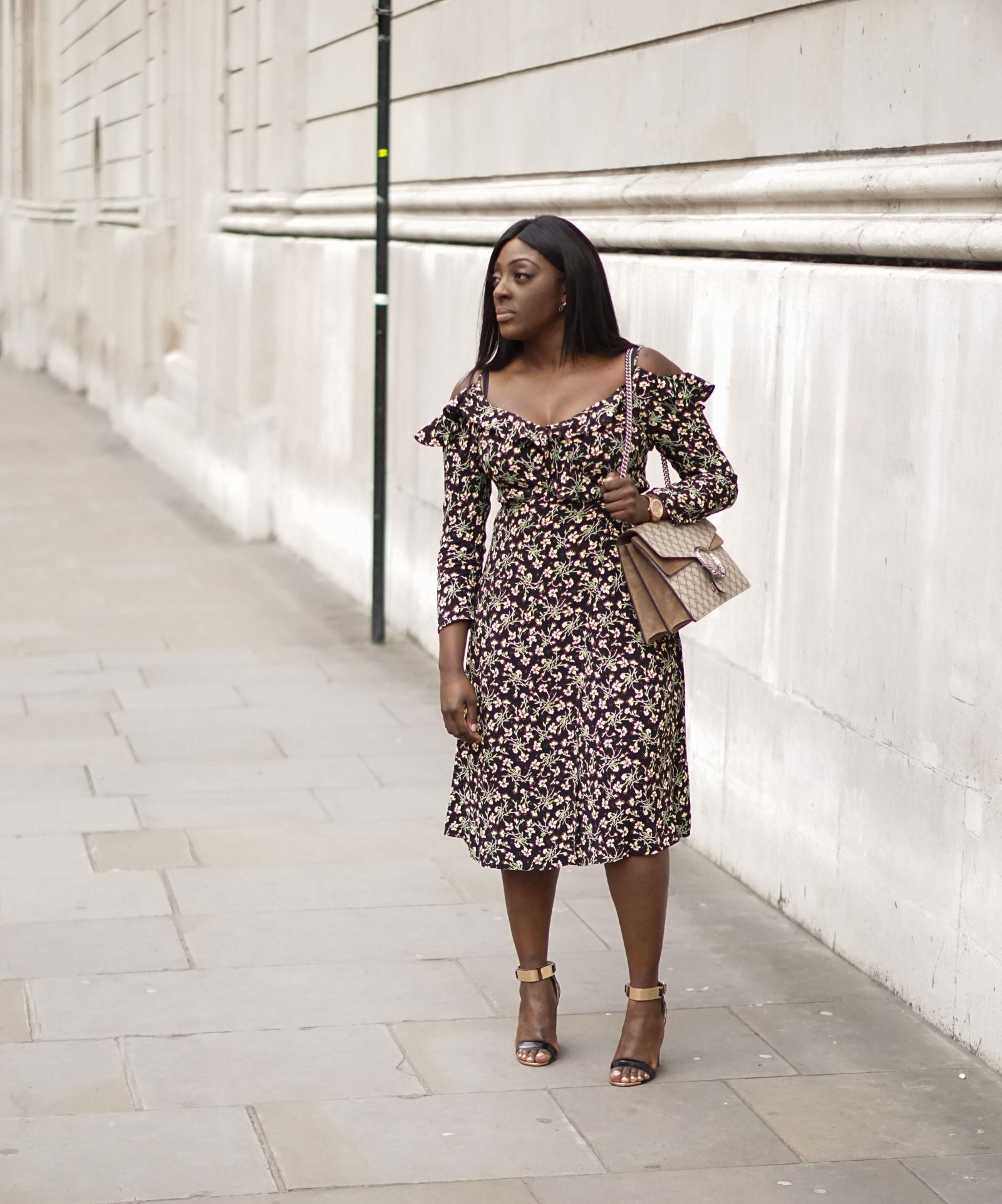 Midi Dresses in October 1 - Style and the Sass