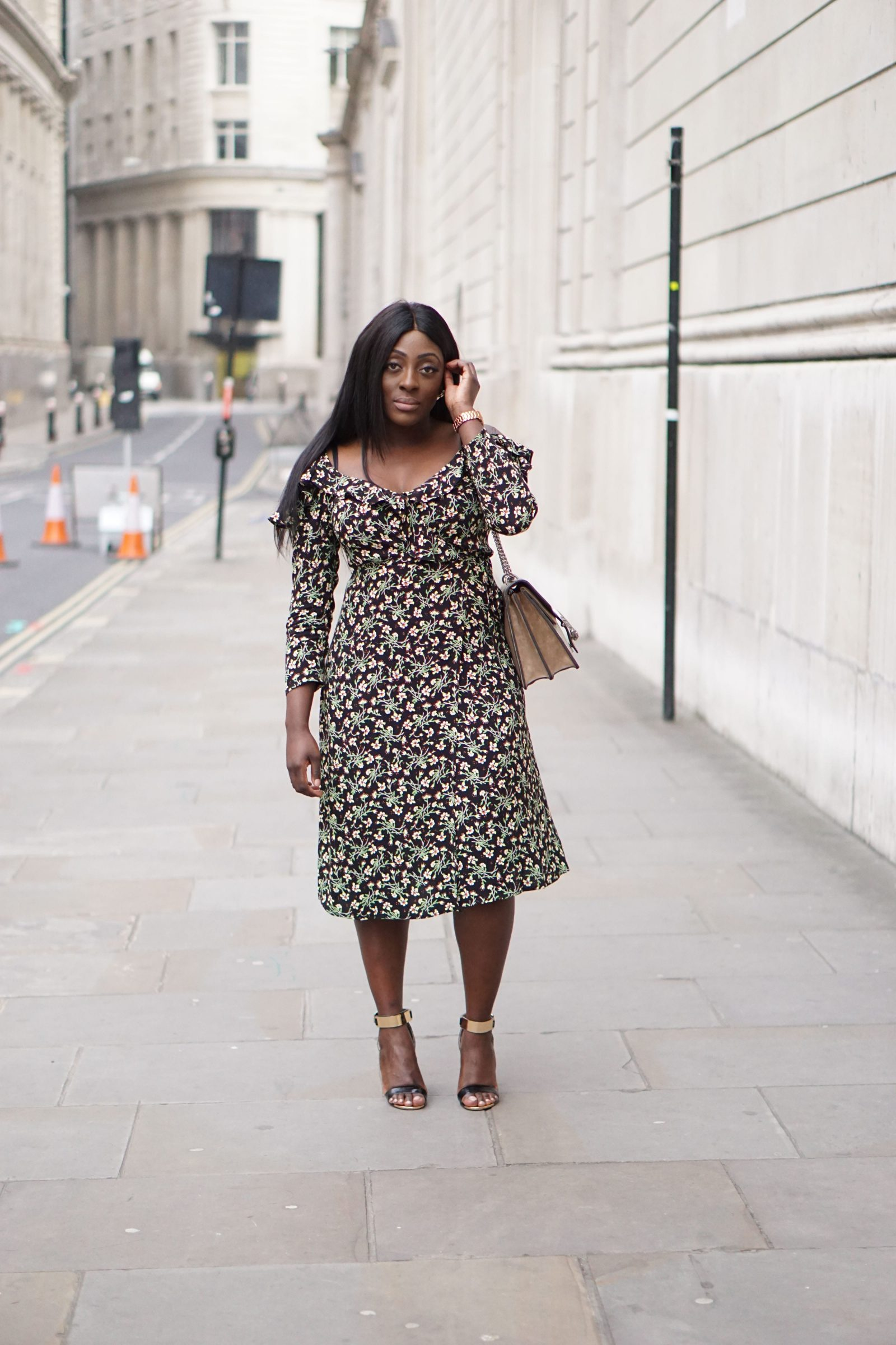 Midi Dresses in October 2 - Style and the Sass