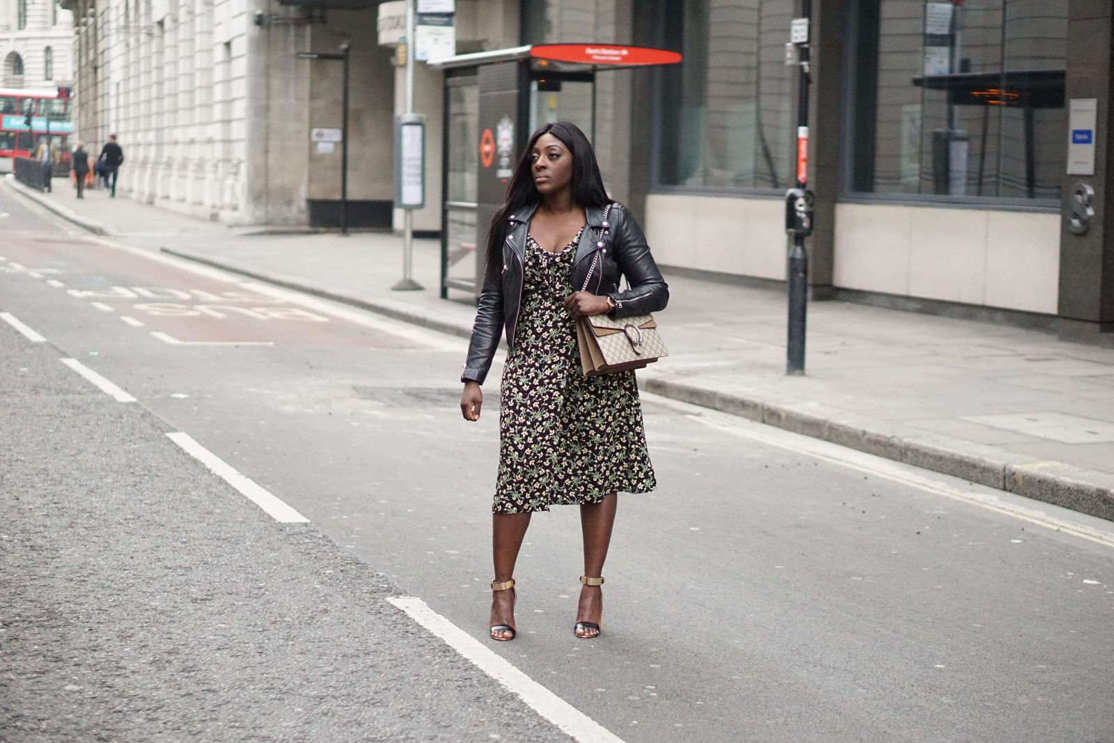 Midi Dresses in October 5 - Style and the Sass