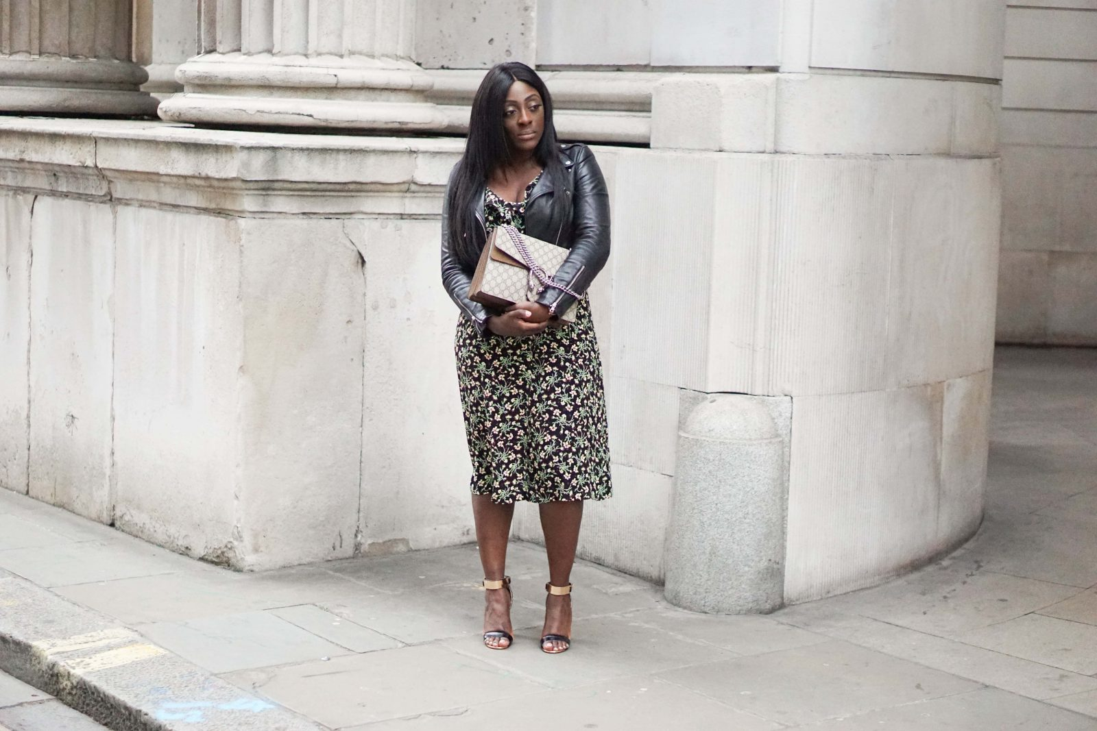 Midi Dresses in October 6 - Style and the Sass