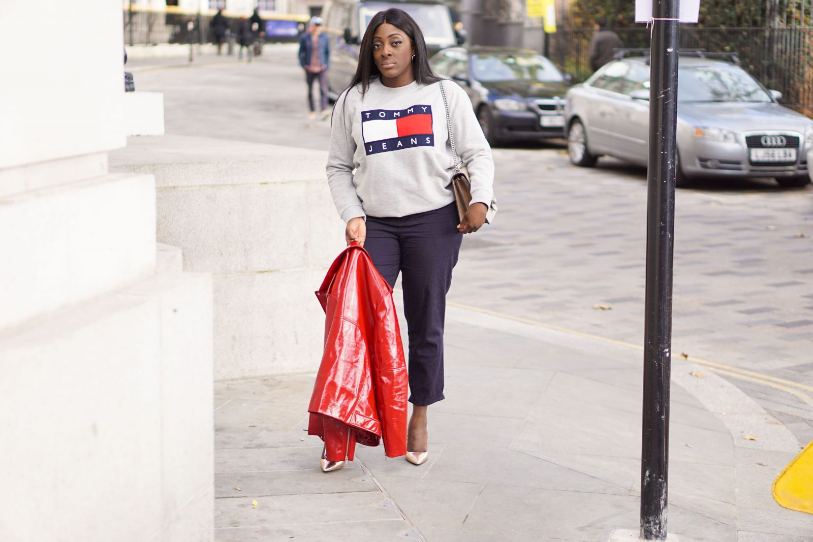 Tommy Jeans & Oversized Logos 1 - Style and the Sass