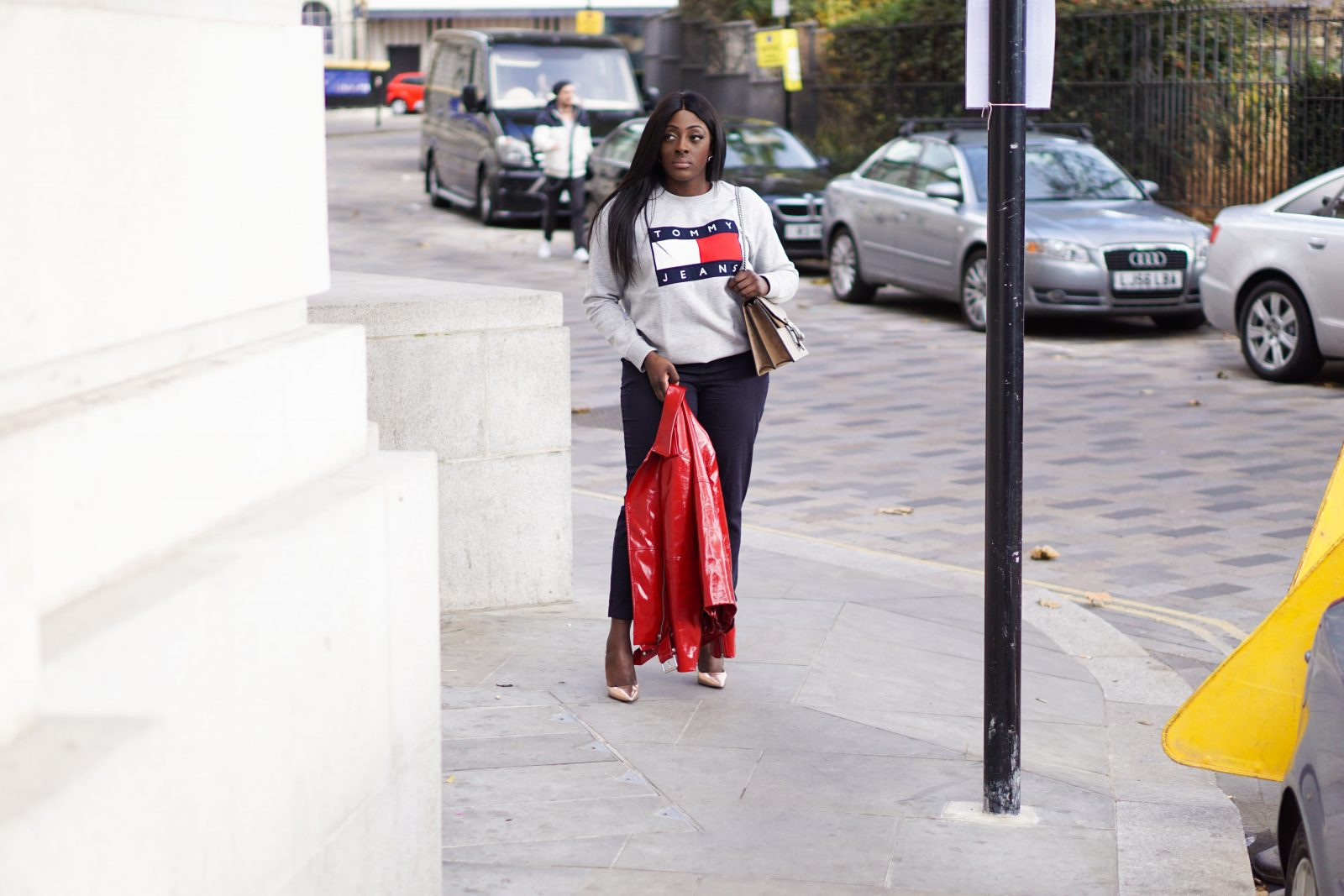 Tommy Jeans & Oversized Logos 2 - Style and the Sass