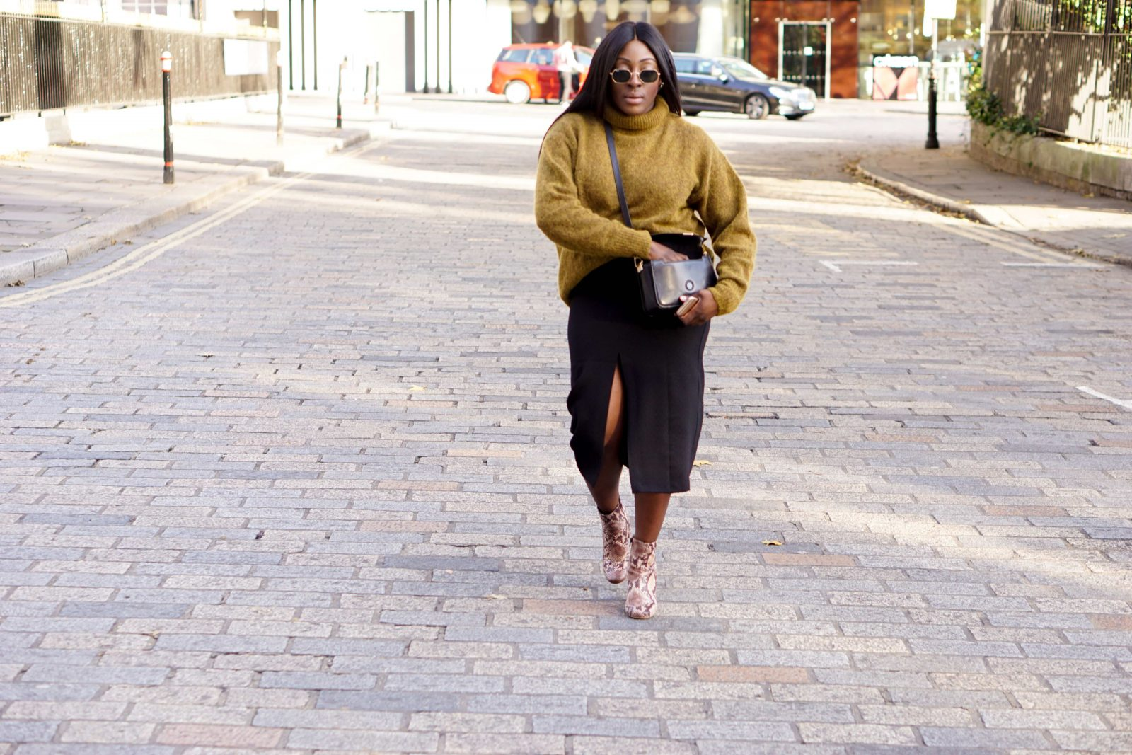 Roll Neck Chic in November 1 - Style and the Sass