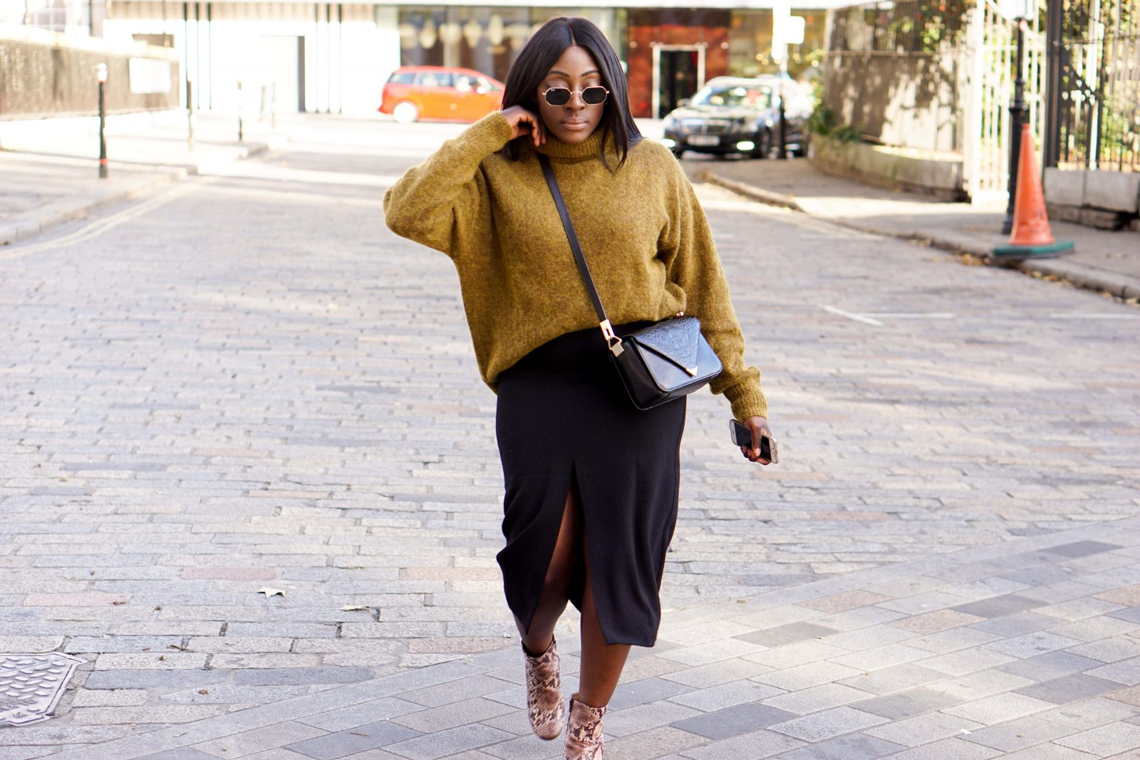 Roll Neck Chic in November 2 - Style and the Sass