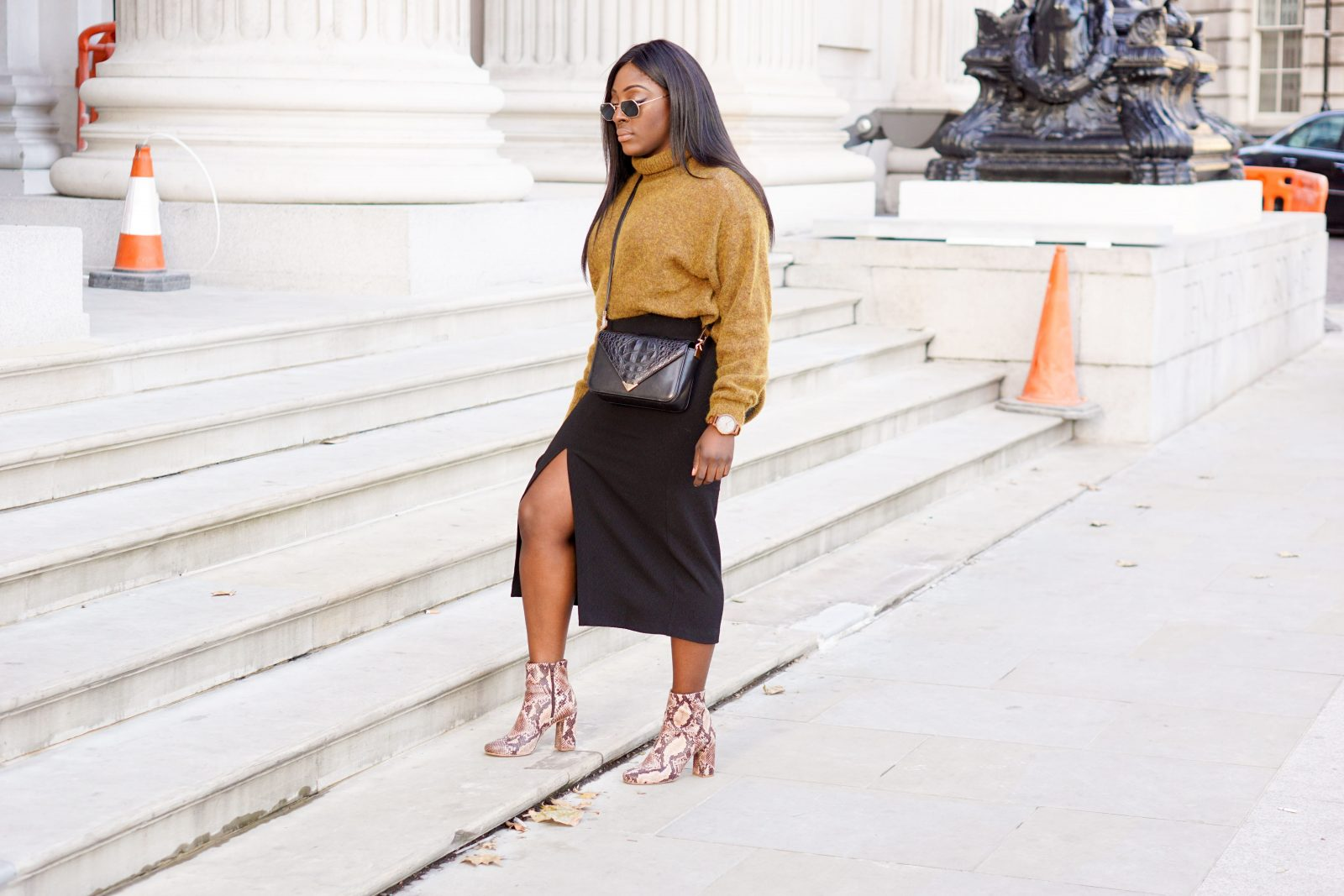 Roll Neck Chic in November 5 - Style and the Sass