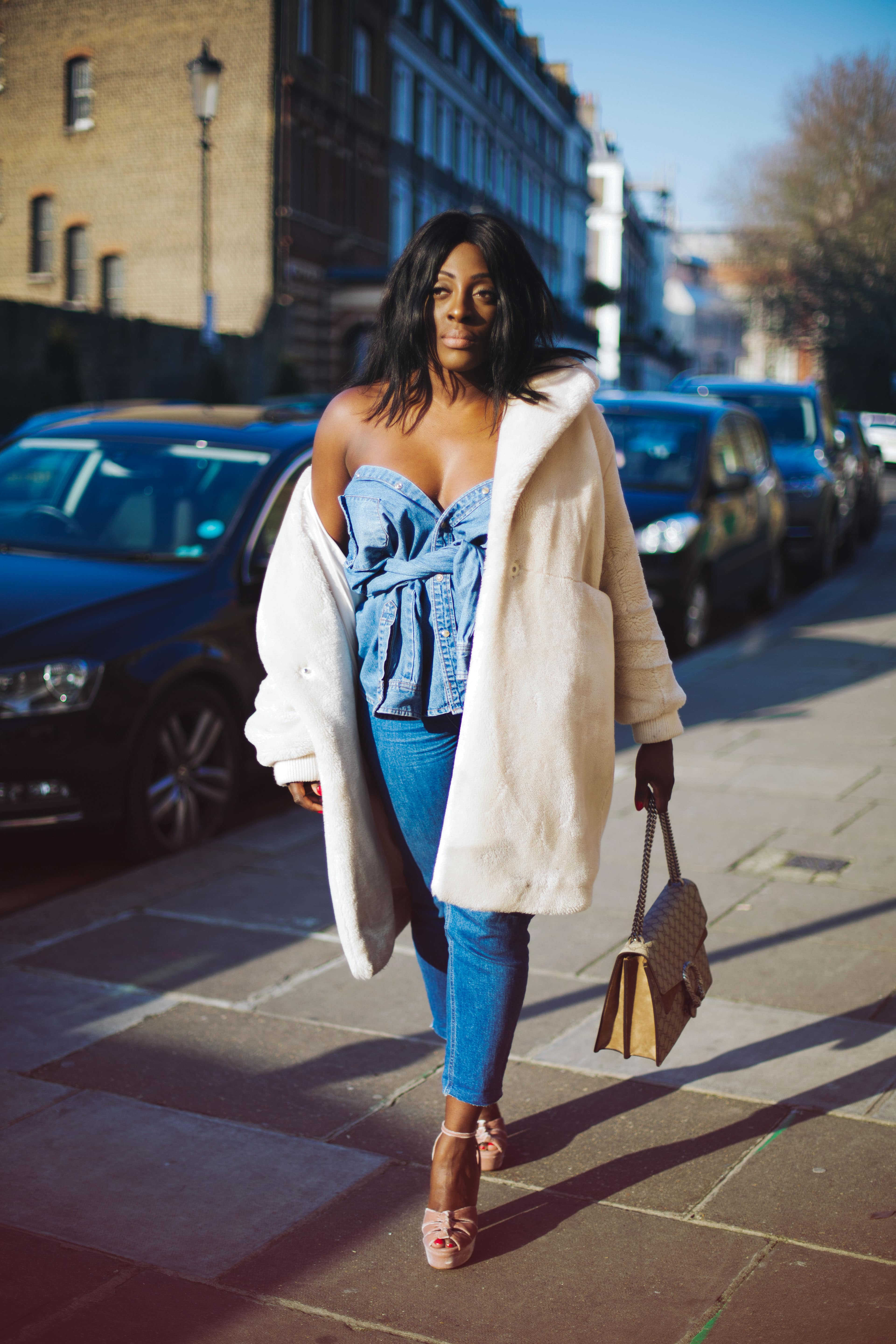 Double Denim - Double Sass - style and the Sass