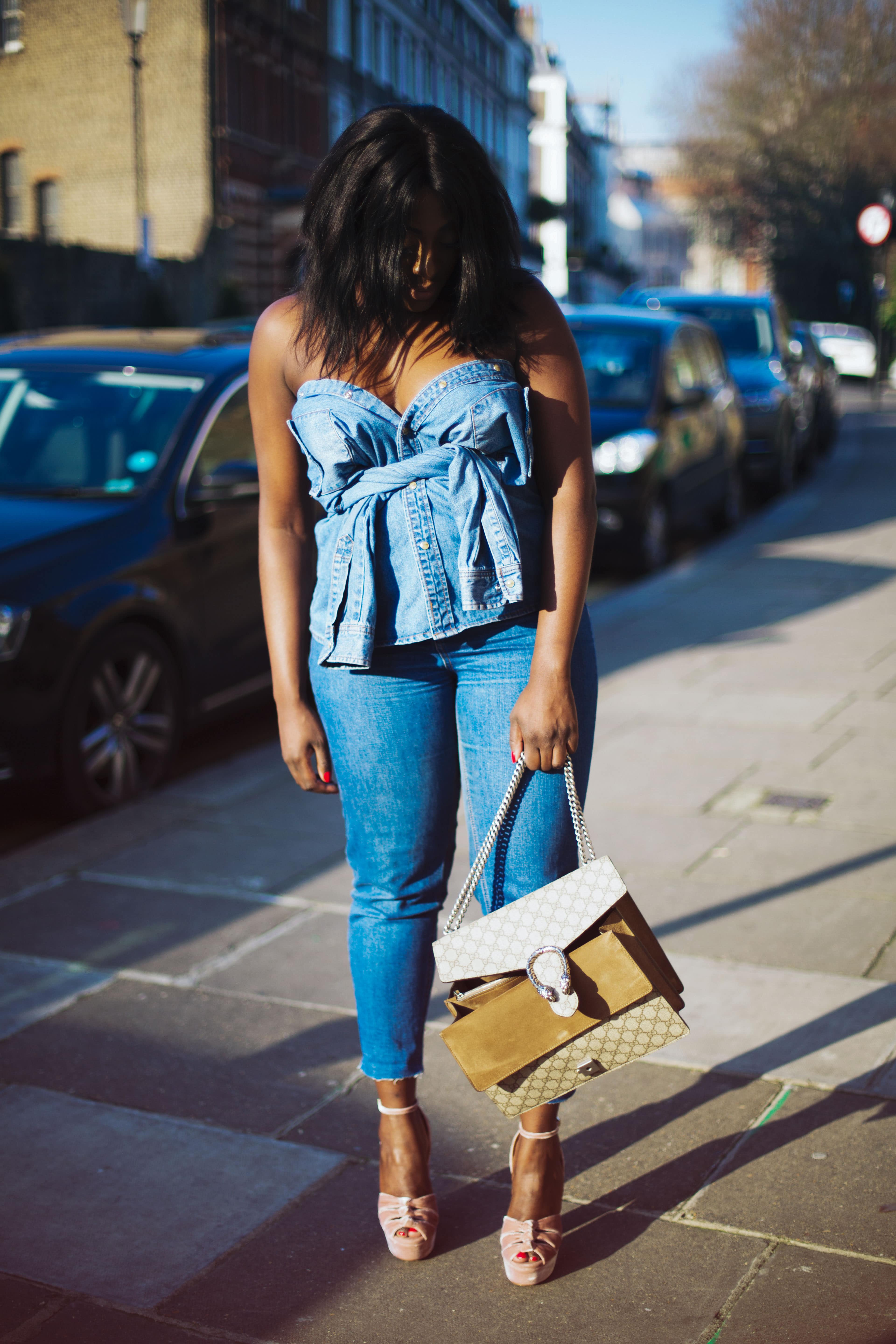 Double Denim - Double Sass 3 - Style and the Sass