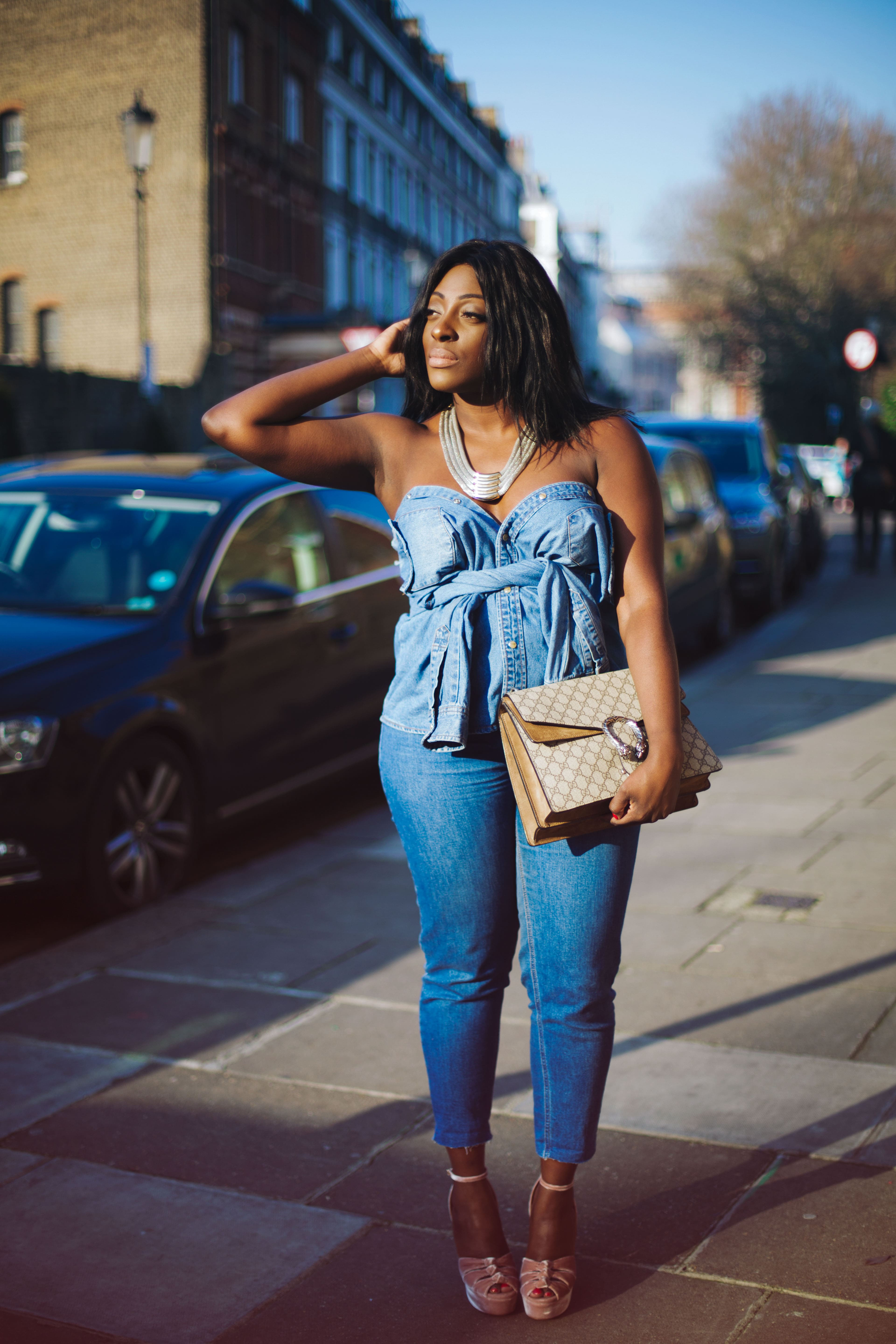 Double Denim - Double Sass 2 - Style and the Sass