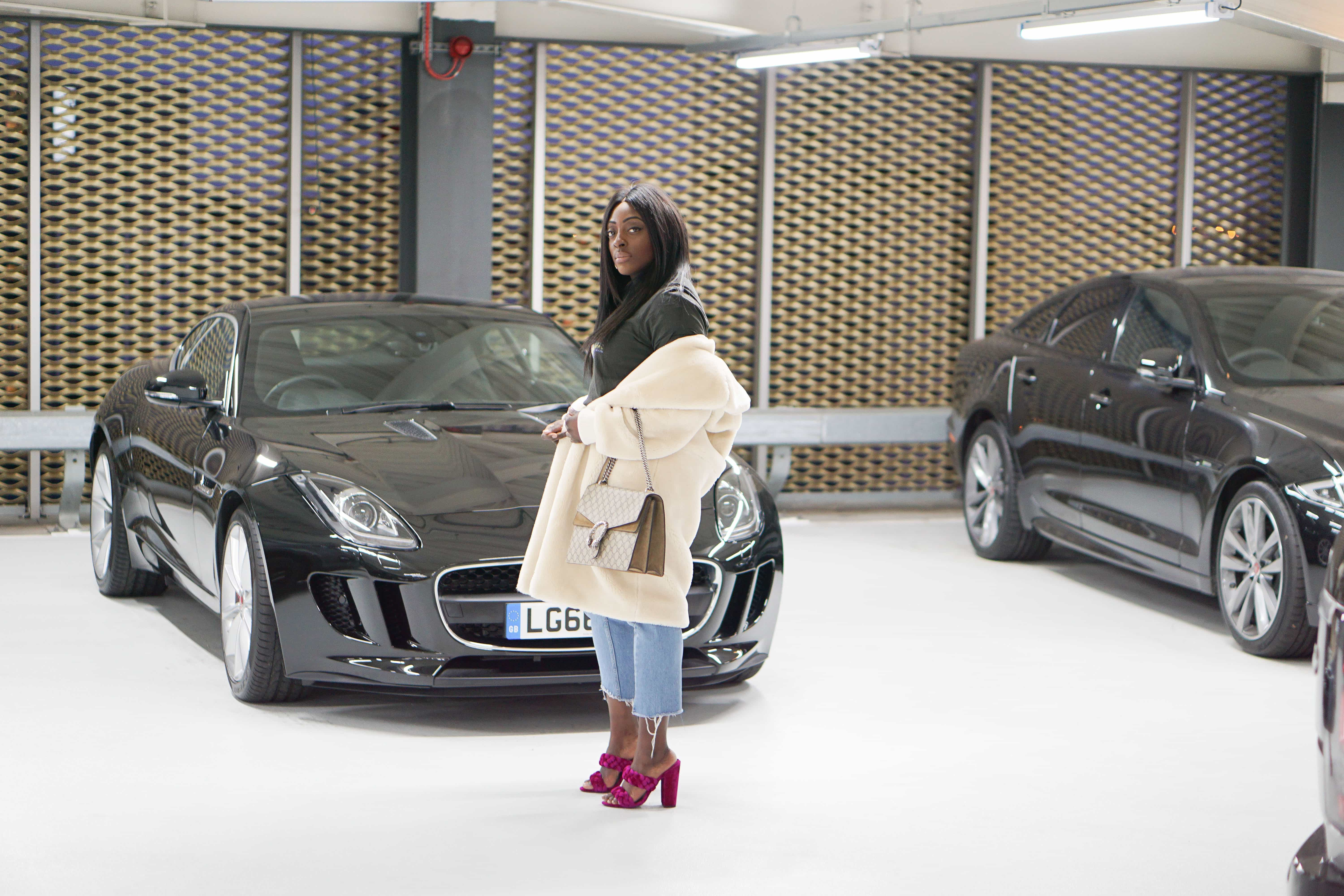 Fur Coats and Winter Car Park Sass 3 - Style and the Sass