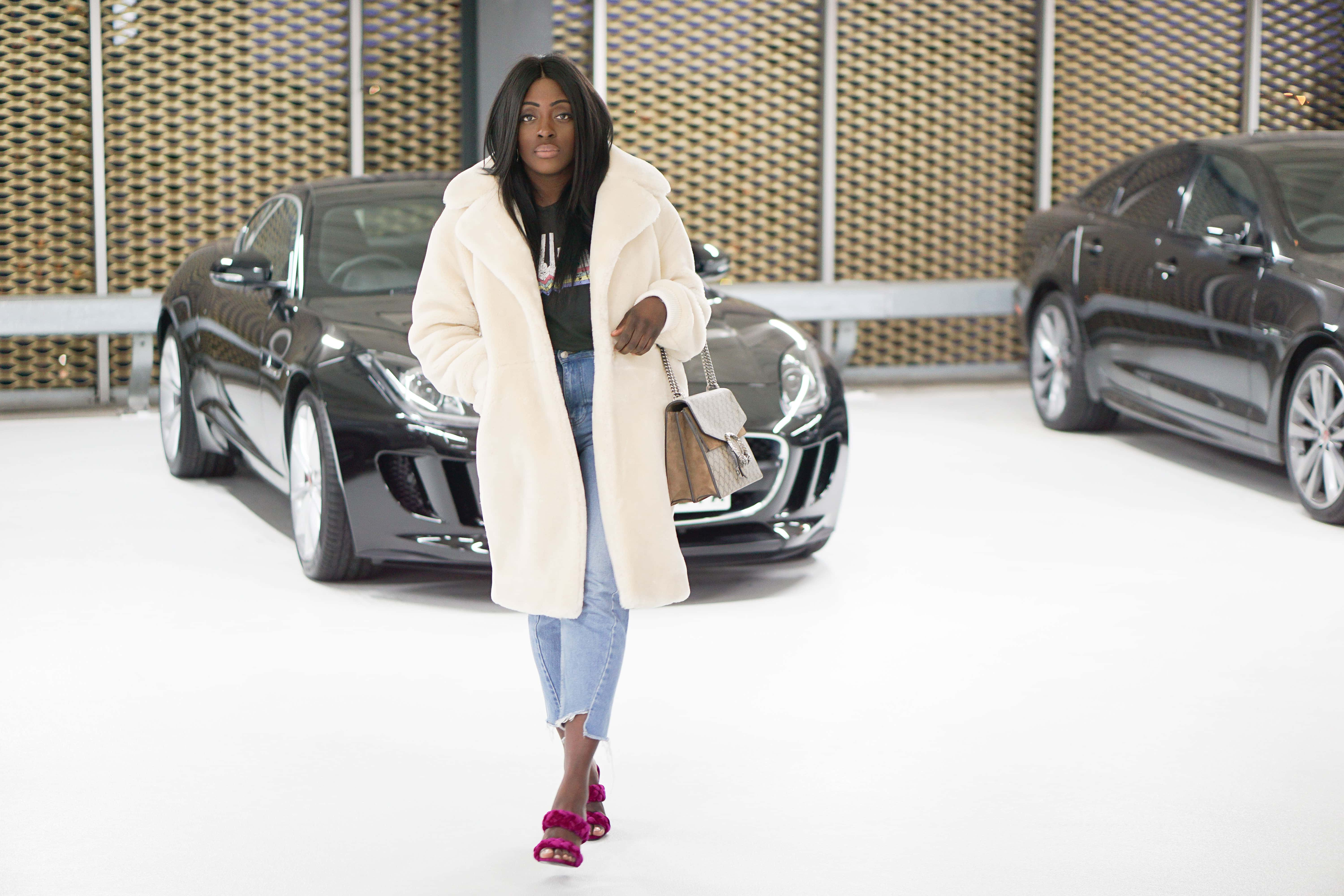 Fur Coats and Winter Car Park Sass 5 - Style and the Sass