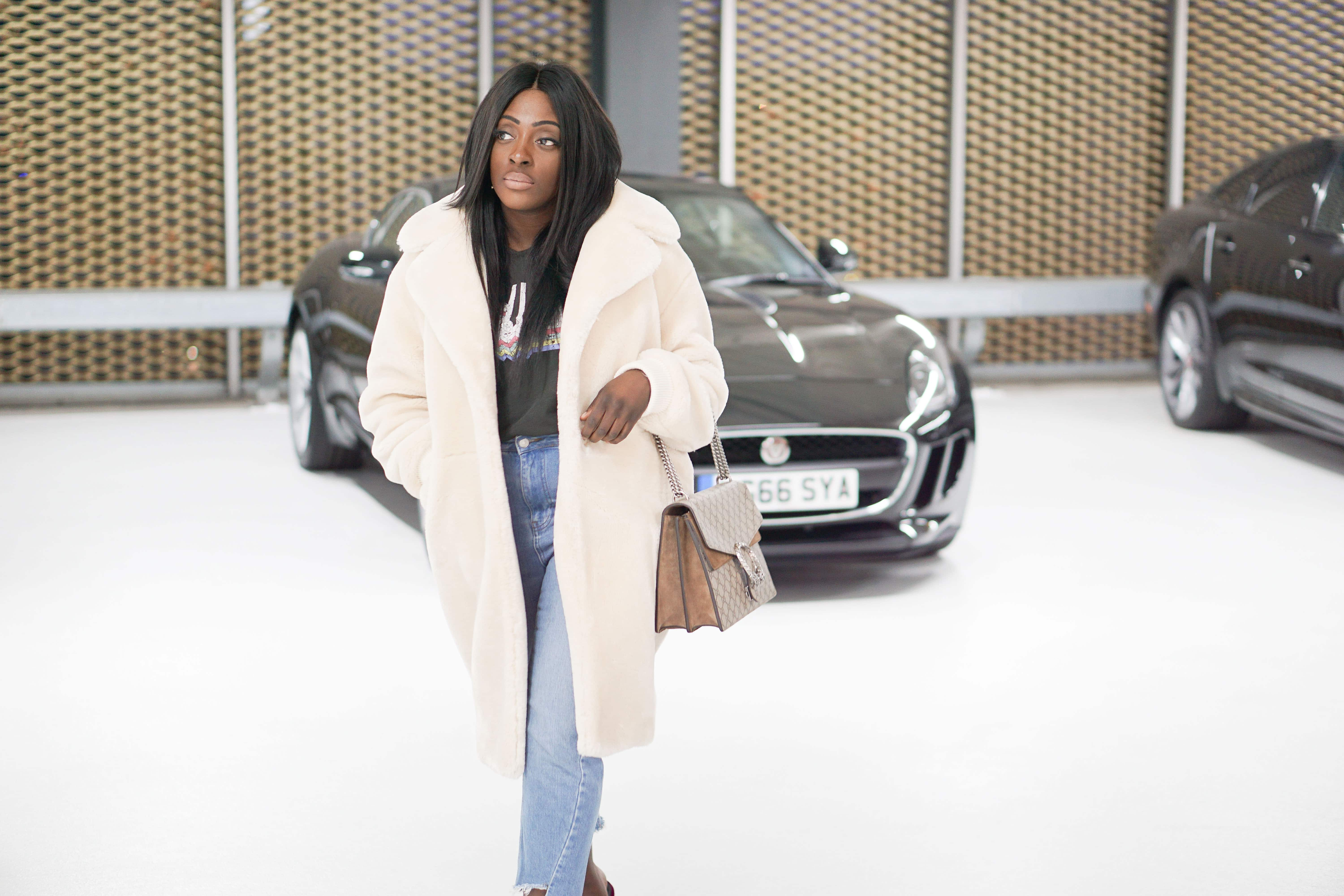 Fur Coats and Winter Car Park Sass - Style and the Sass
