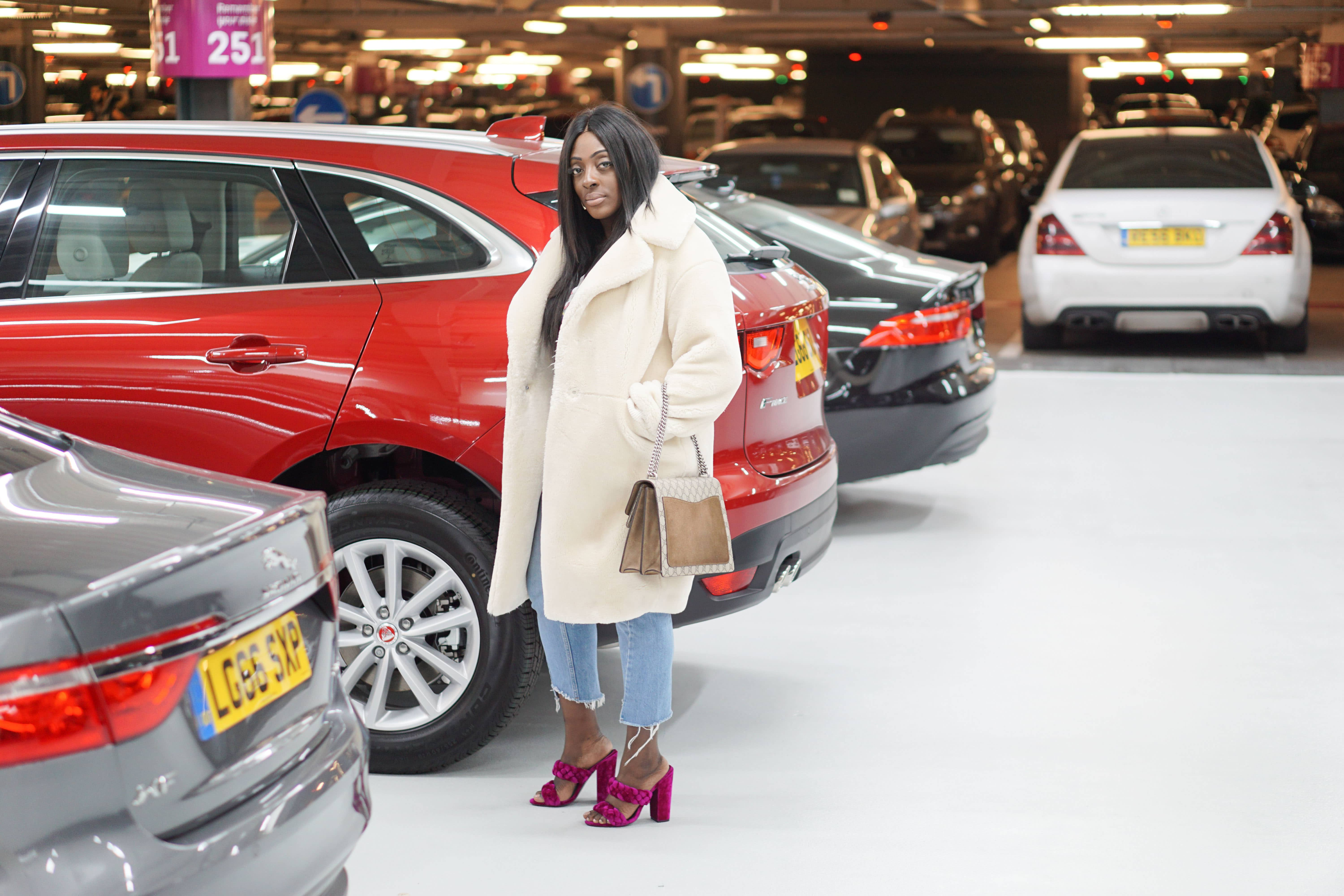 Fur Coats and Winter Car Park Sass 2 - Style and the Sass