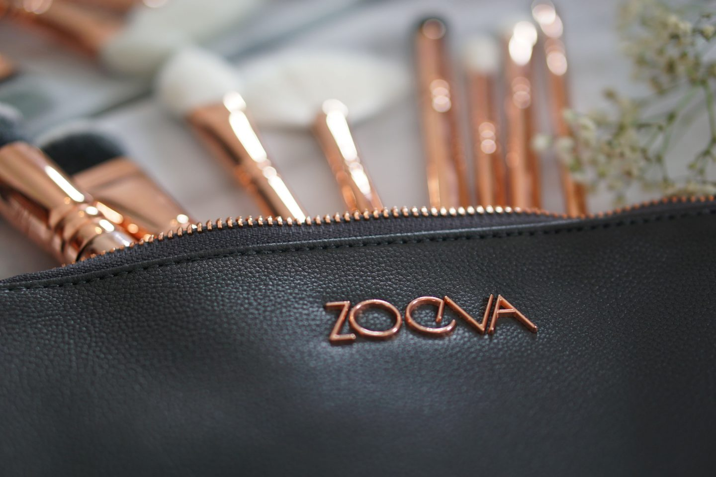 Zoeva - The Rose Gold EditionBrush Set 3 - Style and the Sass