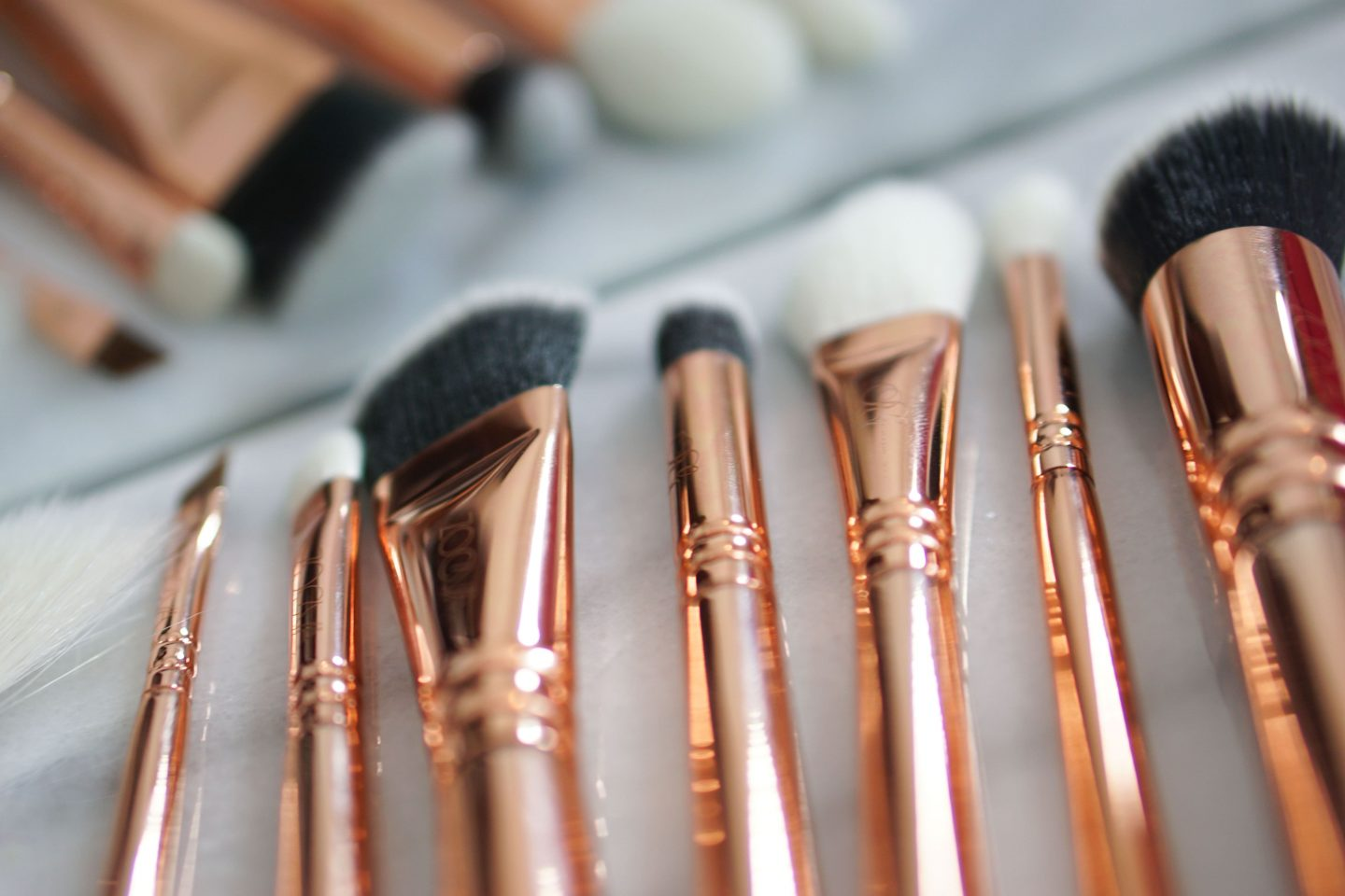 Zoeva - The Rose Gold EditionBrush Set 1 - Style and the Sass