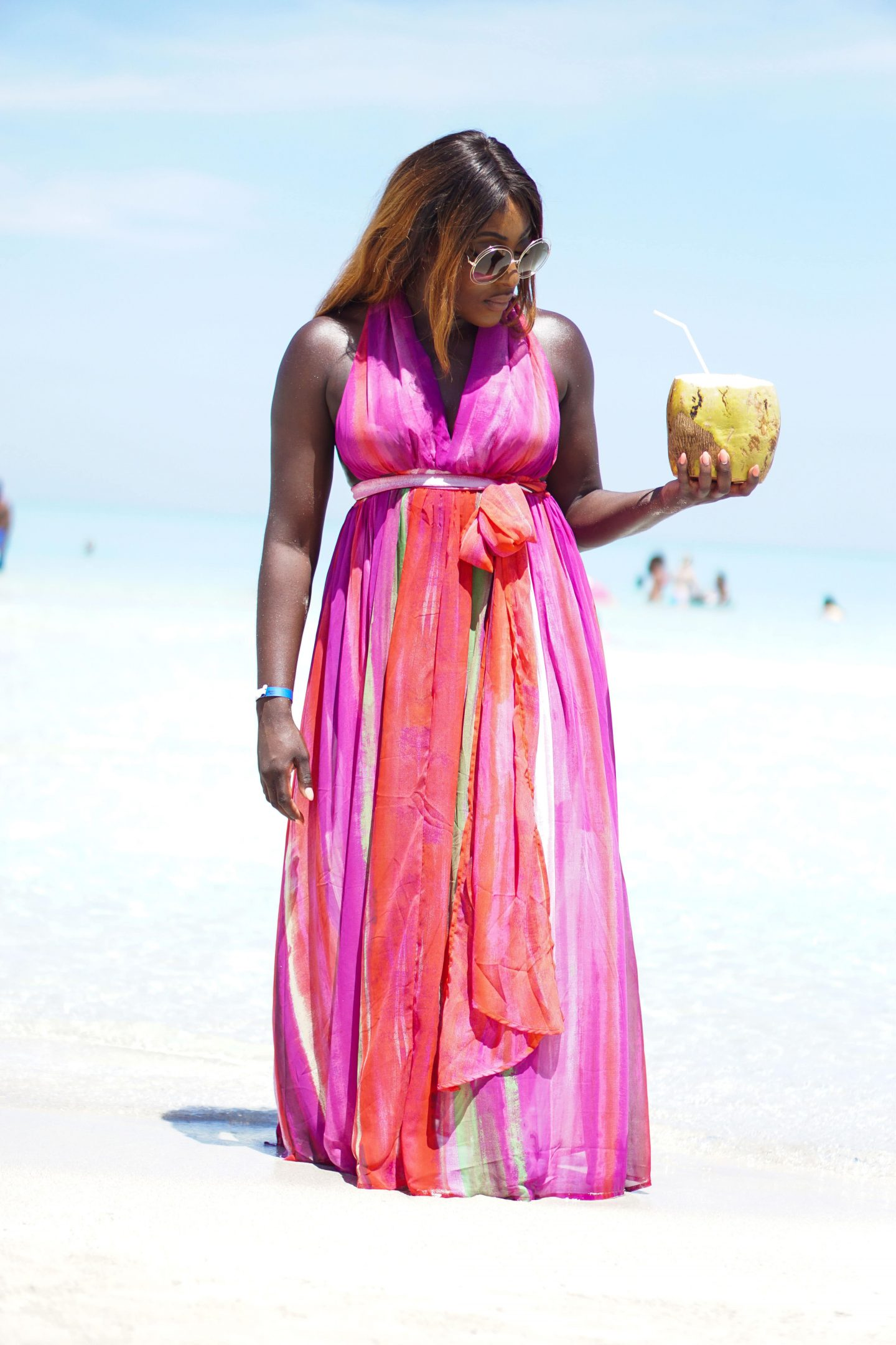 Varadero, Beach Dresses & Chloé Sunglasses - ASOS Beach Dress - Style and the Sass