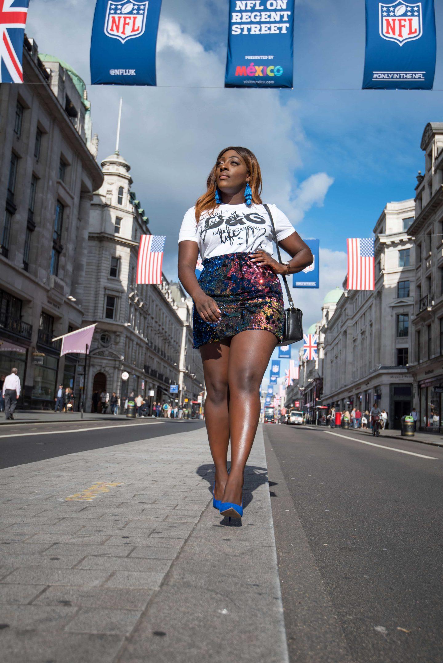 Positive Statements x Dolce & Gabbana 9 - zara skirt - dolce and gabbana t-shirt - alexander wang bag