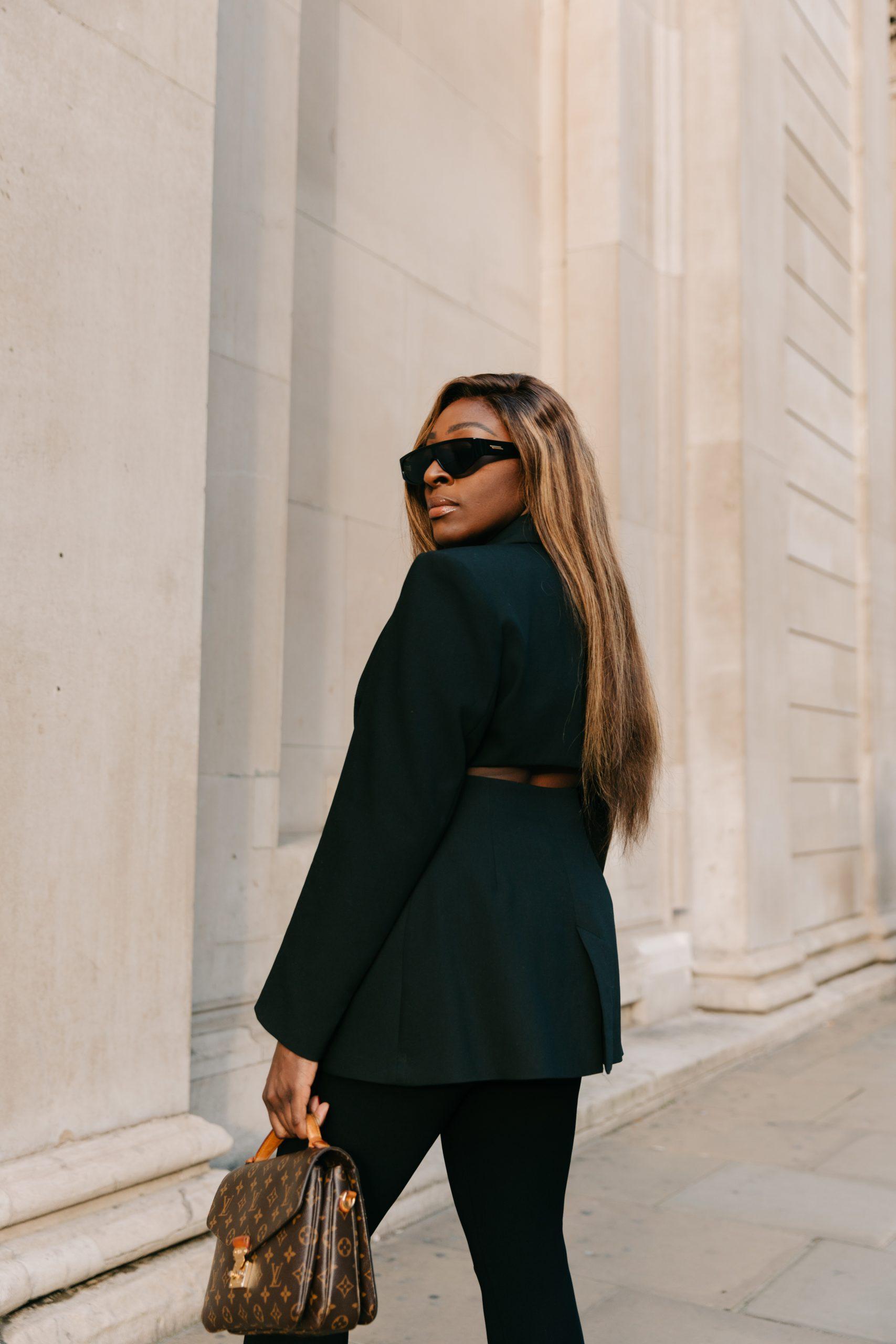 What is SEO? The Basics - Zara fitted blazer 5 - Tasha Antwi