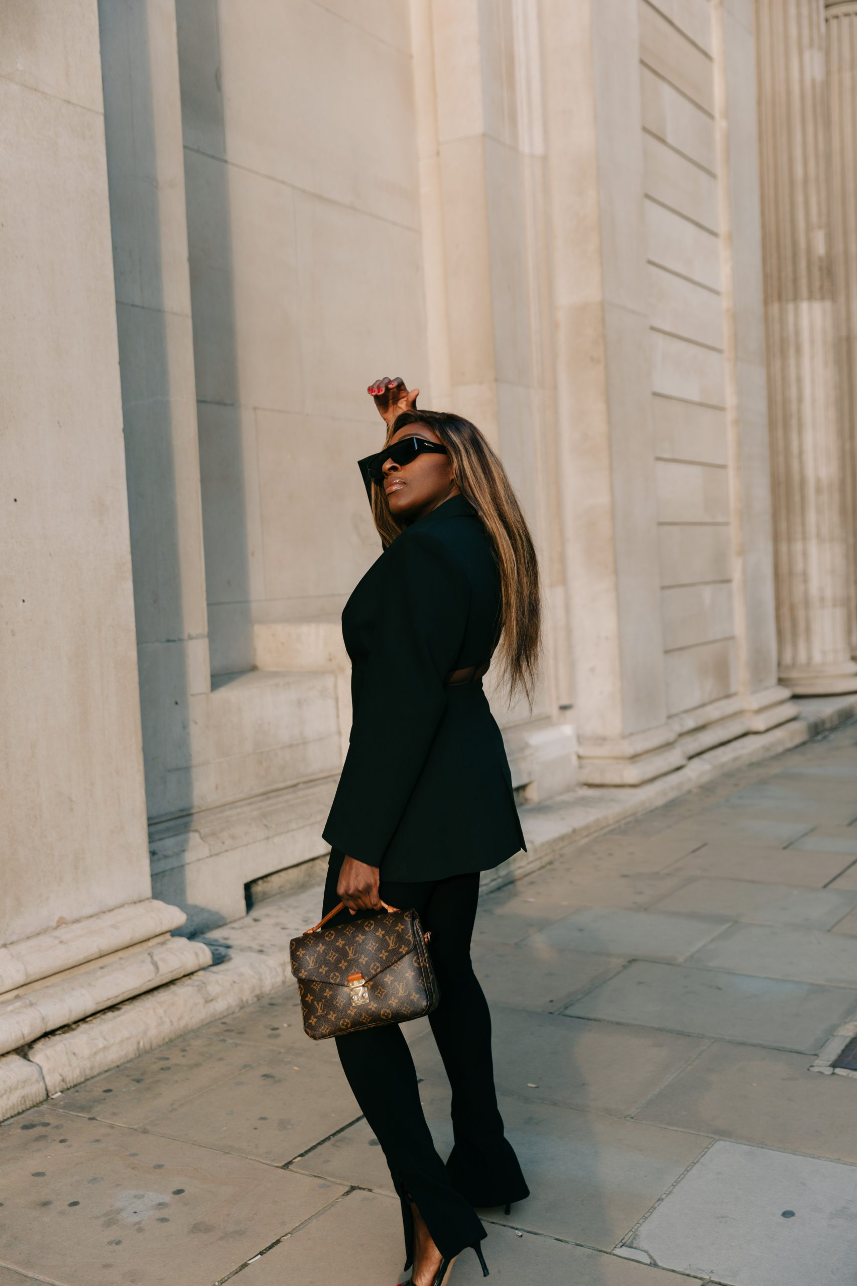 What is SEO? The Basics - Zara fitted blazer - Pochette Metis Louis Vuitton 4