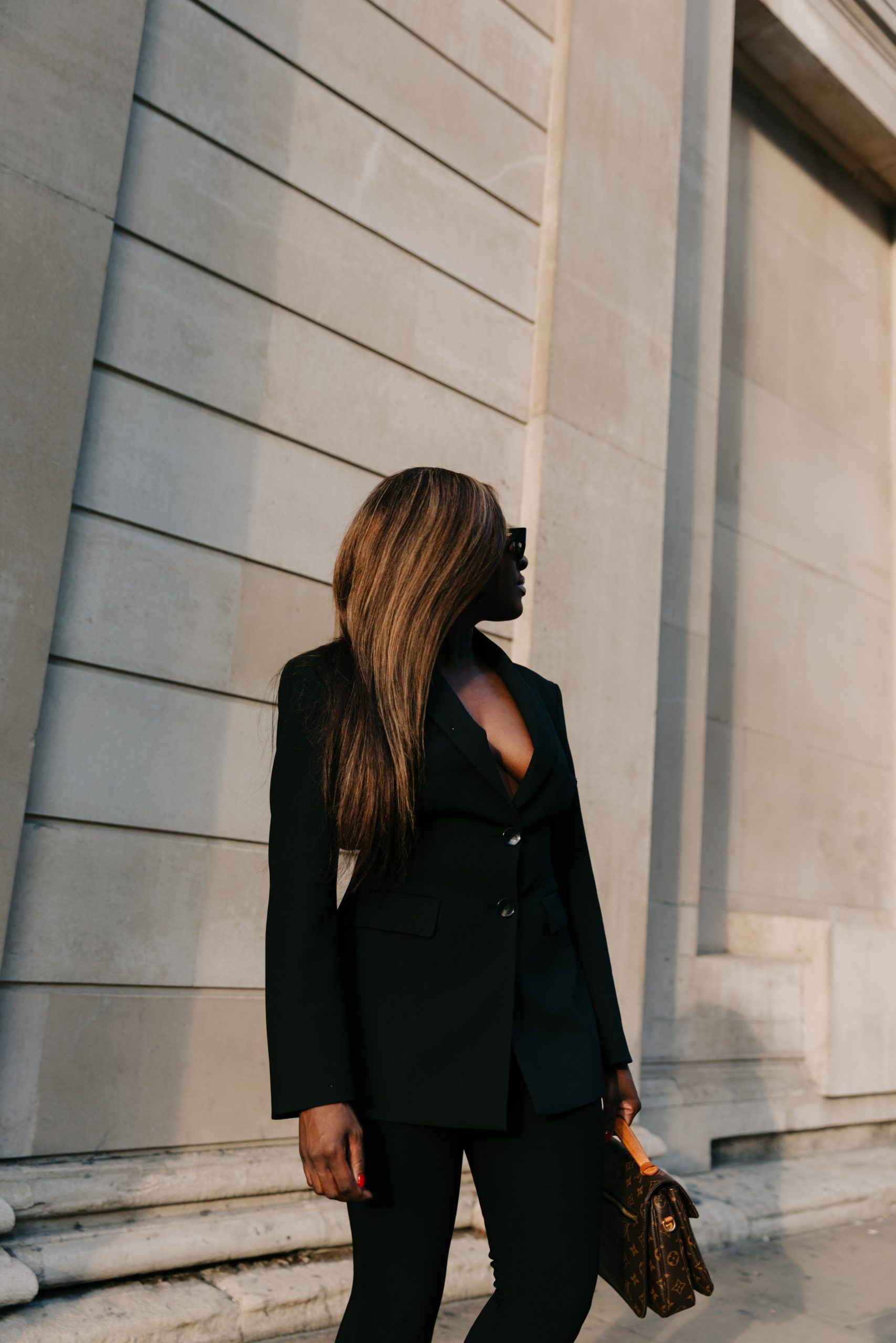 What is SEO? The Basics - Zara fitted blazer - Tasha Antwi