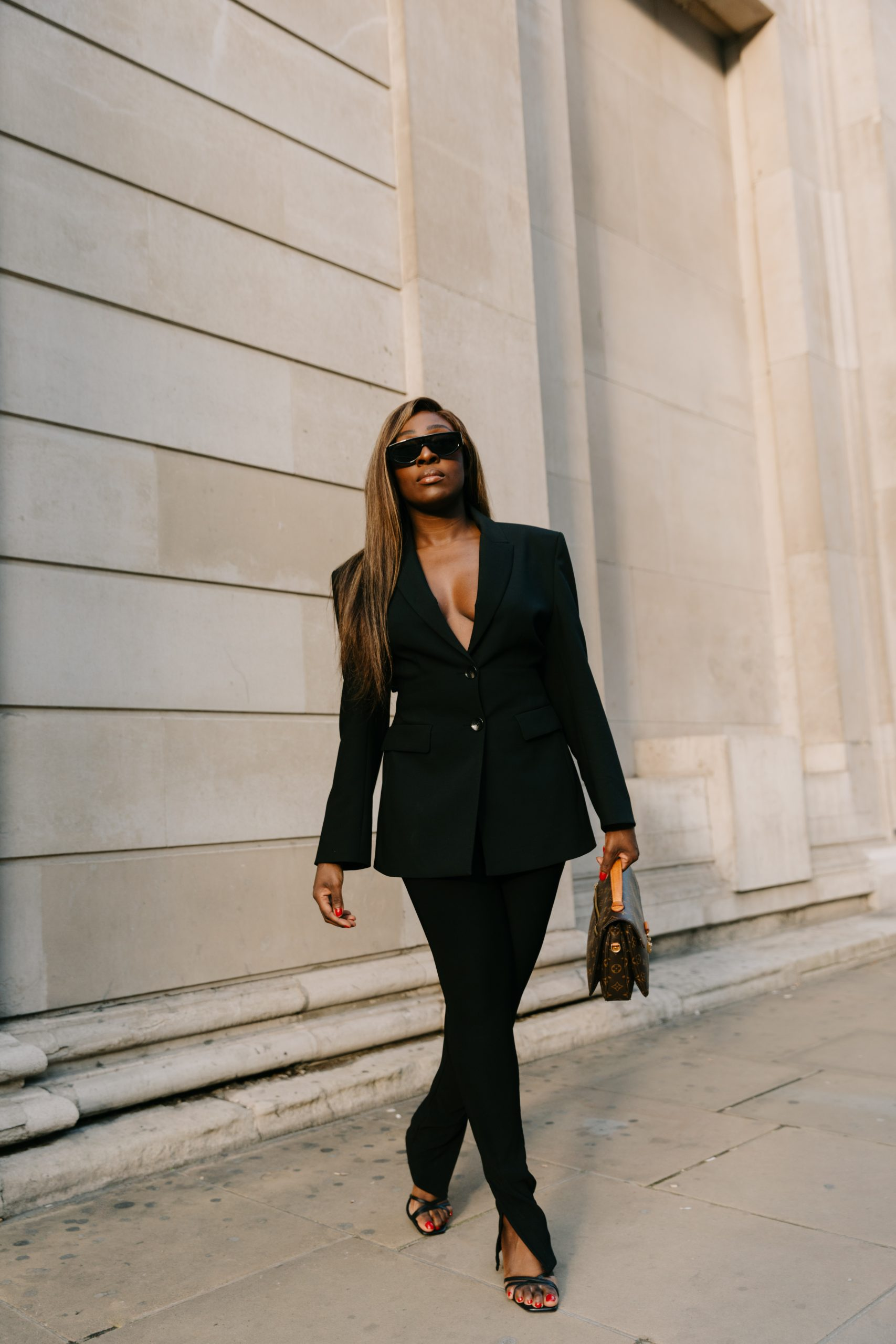 What is SEO? The Basics - Zara fitted blazer - Pochette Metis Louis Vuitton